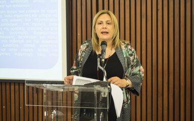 """Ομιλία μου στο συνέδριο """"Αθλητική Παιδεία: η εκπαίδευση με άλλο τρόπο"""" που διοργάνωσε το Στάδιο Ειρήνης και Φιλίας στο πλαίσιο της 1ης γιορτής αθλημάτων"""